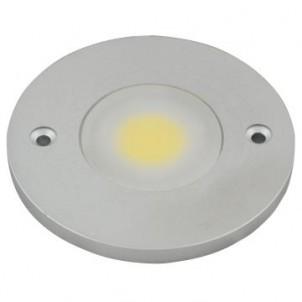 Светильник светодиодный 3Вт круг